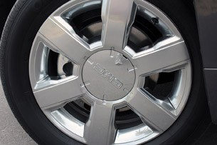 2013 GMC Terrain Denali wheel