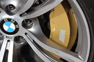 2013 BMW M6 wheel detail