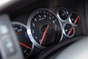 2012 AMS Alpha 12 GT-R gauges