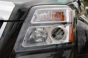 2013 GMC Terrain Denali headlight