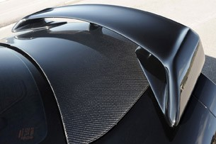 2012 AMS Alpha 12 GT-R rear spoiler