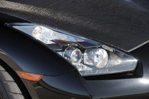 2012 AMS Alpha 12 GT-R headlight