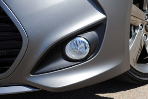 2013 Hyundai Veloster Turbo fog light