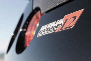 2012 AMS Alpha 12 GT-R badge