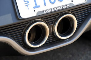 2013 Hyundai Veloster Turbo exhaust tips