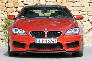 2013 BMW M6 front view