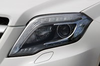 2013 Mercedes-Benz GLK headlight