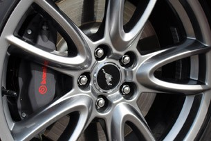 2013 Ford Mustang GT Convertible wheel