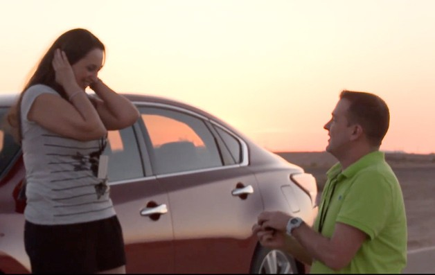2013 Nissan Altima: The Proposal