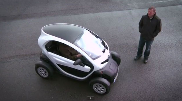 Yes, Virginia, we <i>can</i> deposit the 17-horsepower Renault Twizy