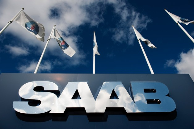 Saab headquarters