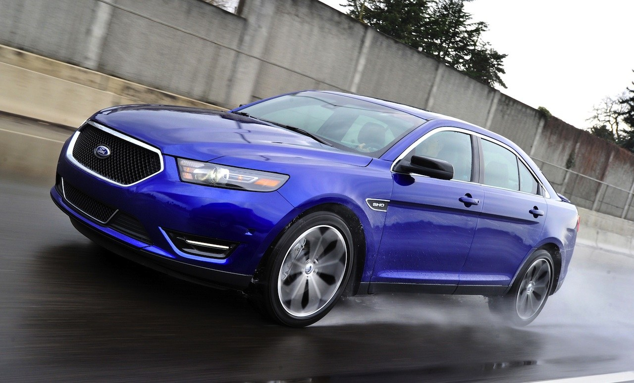 Ford Taurus adds 32-mpg EcoBoost option for 2013 - Autoblog