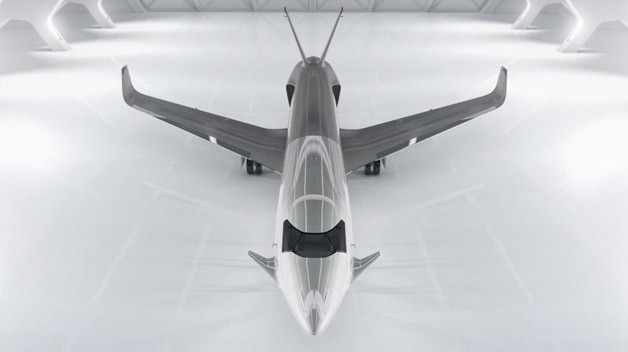 Peugeot Design Lab concept jet