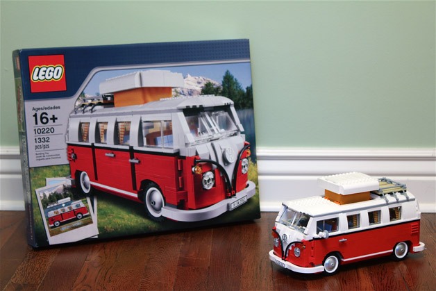 volkswagen t1 camperbus van lego. Black Bedroom Furniture Sets. Home Design Ideas