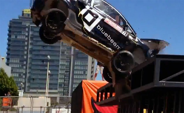 Toomas Heikkinen X Games Crash