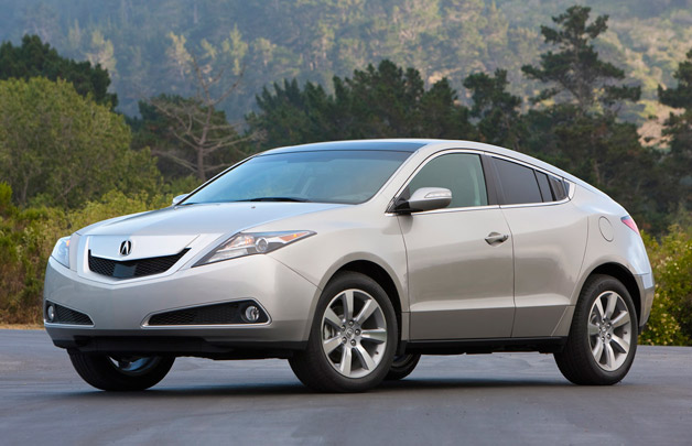 01 2012 acura zdx628opt Acura confirms refresh for 2013 ZDX