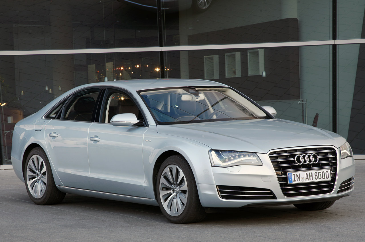 Audi Certified Pre Owned >> 2012 Audi A8 Hybrid - Autoblog