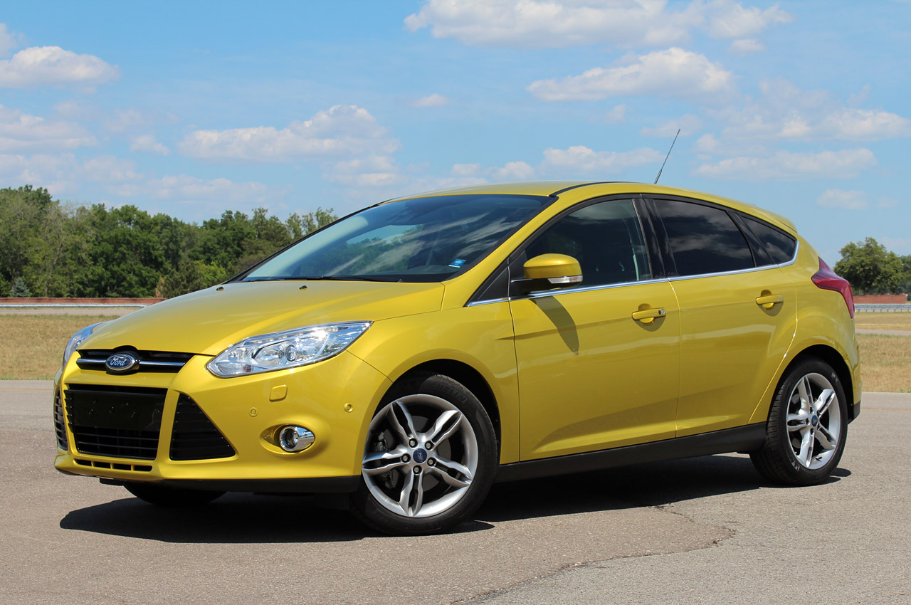 Certified Pre Owned Ford >> 2012 Ford Focus 1.0-liter EcoBoost - Autoblog