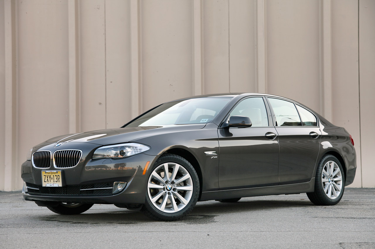 2012 bmw 528i xdrive review photo gallery autoblog