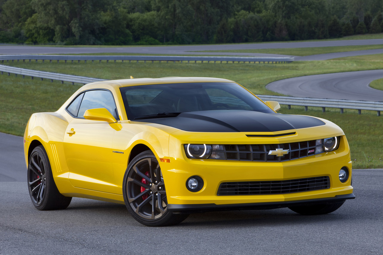 2013 Chevrolet Camaro 1le Images Released Upcoming Nav