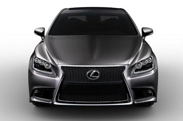 2013 Lexus LS