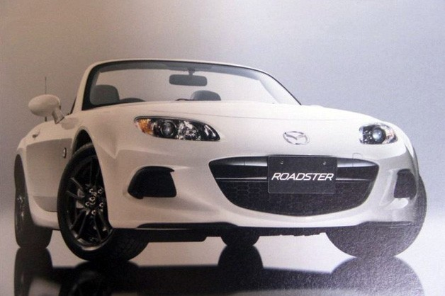 01 2013 mazda mx 5 miata 628 Facelifted 2013 Mazda MX 5 Miata leaked?