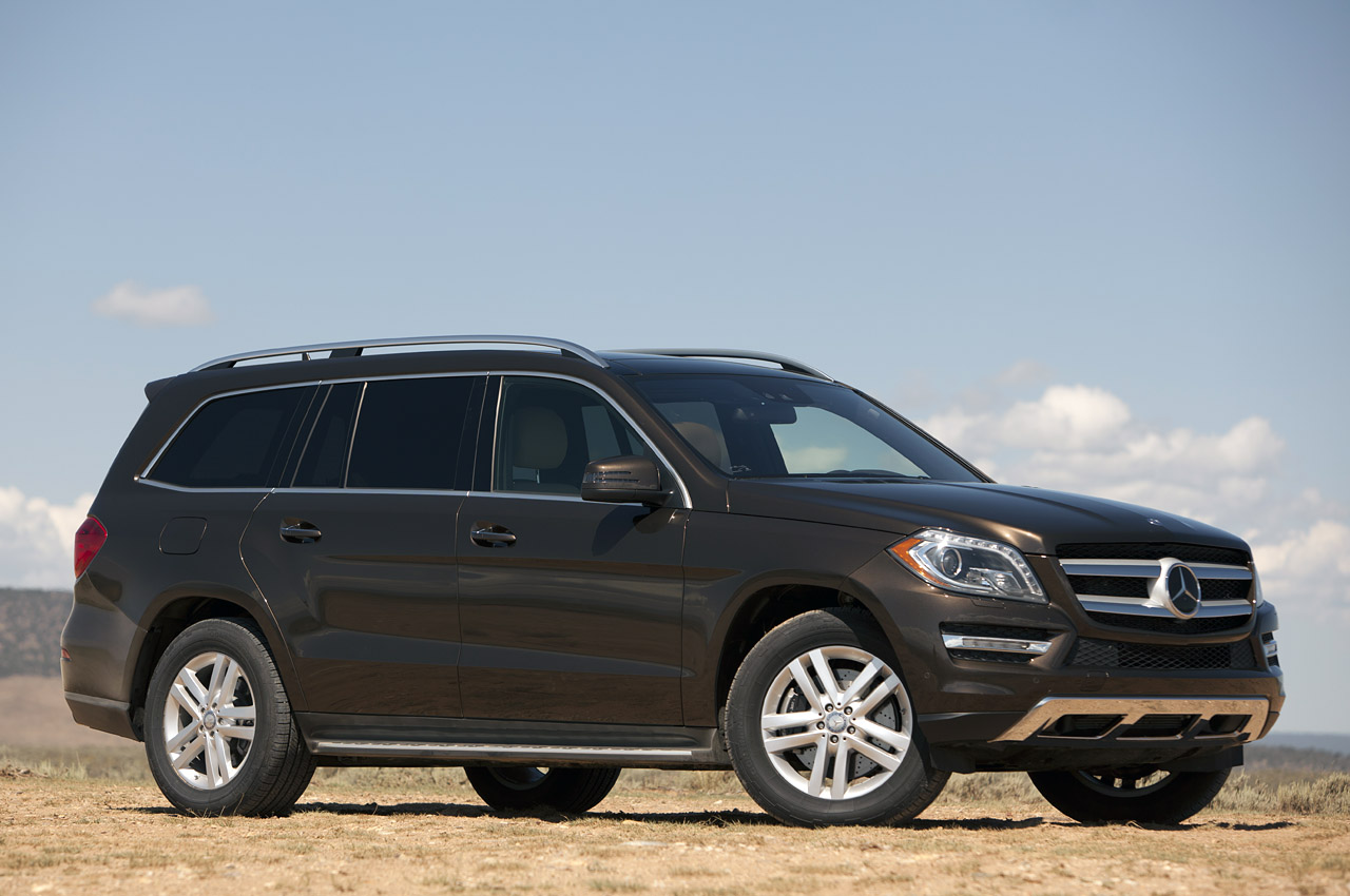 Mercedes Benz Certified Pre Owned >> 2013 Mercedes-Benz GL450 [w/video] - Autoblog