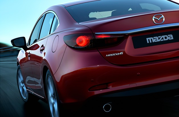 More 2014 Mazda6 teasers released