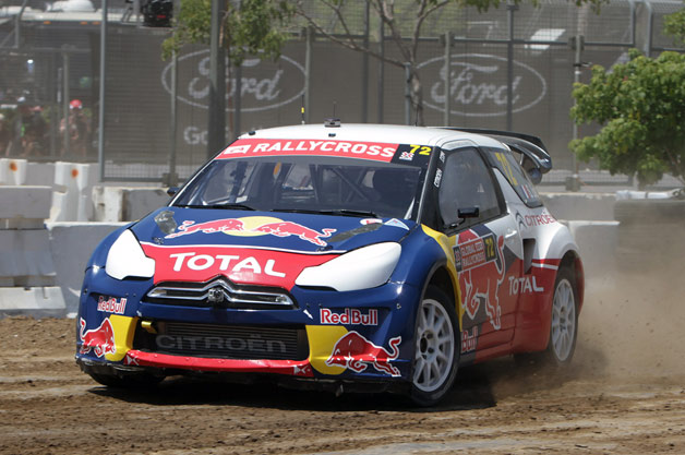 Citroen DS3 RallyCross