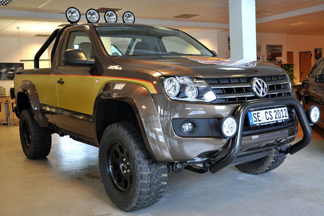 Volkswagen Amarok Cs Edition Photo Gallery Autoblog