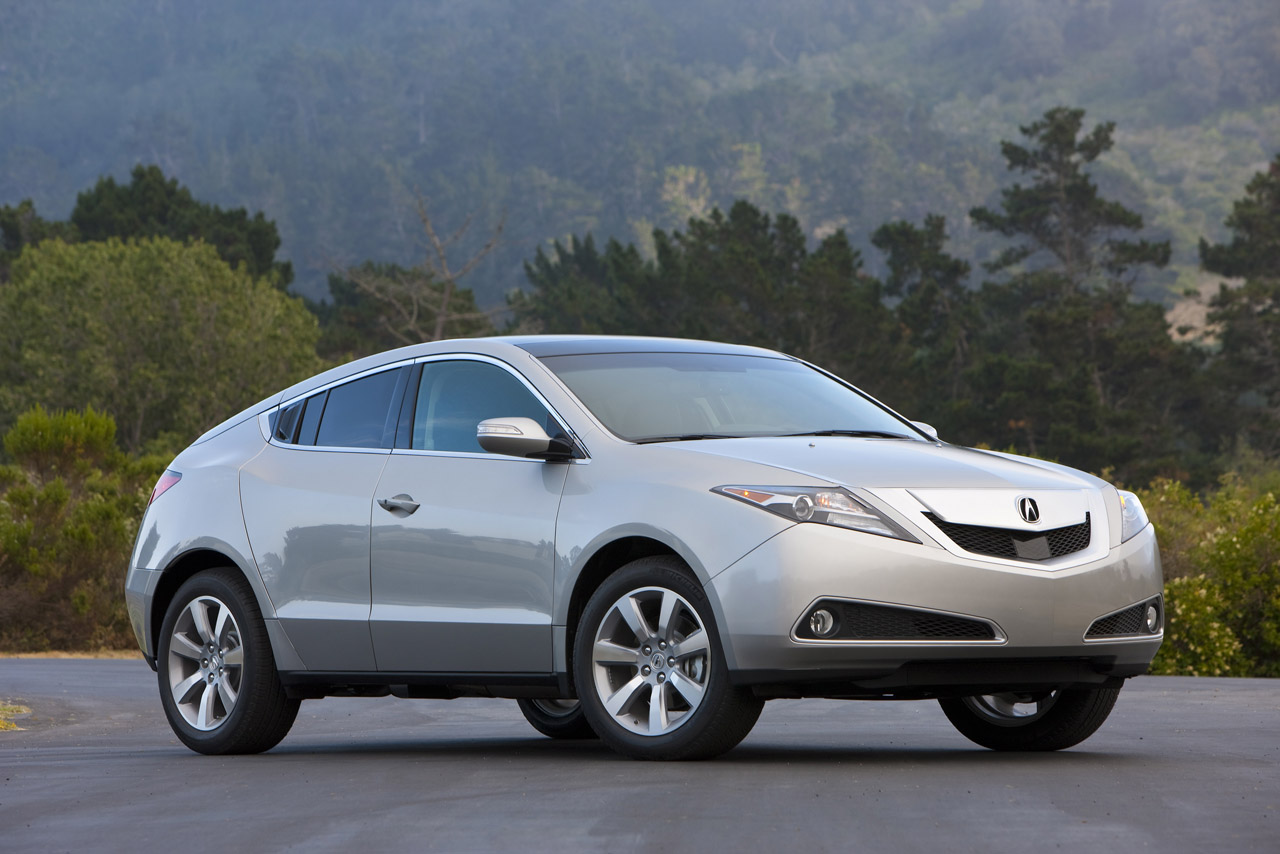 acura confirms refresh for 2013 zdx autoblog. Black Bedroom Furniture Sets. Home Design Ideas