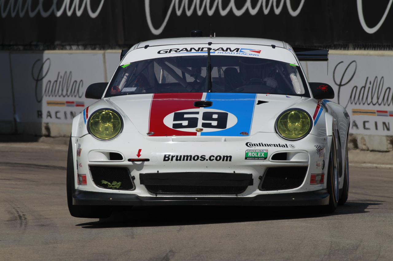 Special edition brumos racing 911 gt3 cup photo gallery for Brumos mercedes benz
