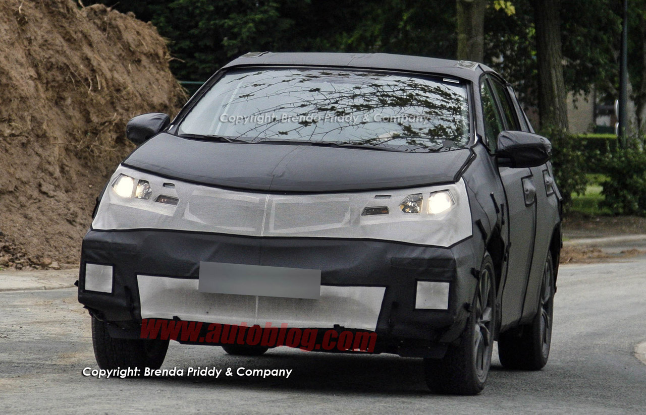... Rav4 Spy Photos Photo Gallery Of Future Cars .html | Autos Weblog