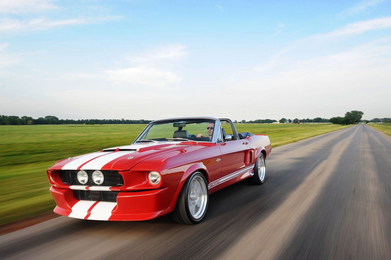 classic recreations 39 67 gt500cr convertible has 780 hp. Black Bedroom Furniture Sets. Home Design Ideas