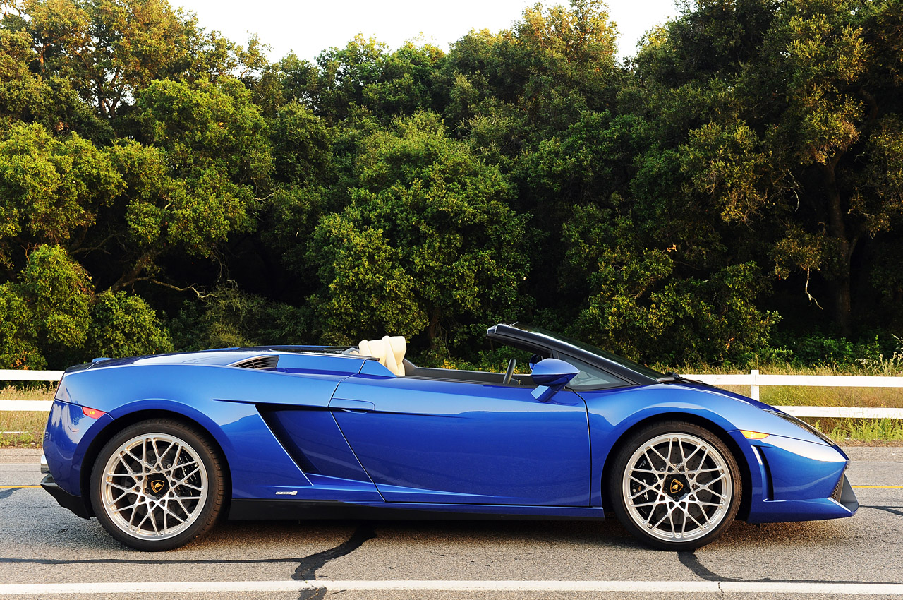 Beautiful 2012 Lamborghini Gallardo LP 550 2 Spyder: Review Photo Gallery   Autoblog