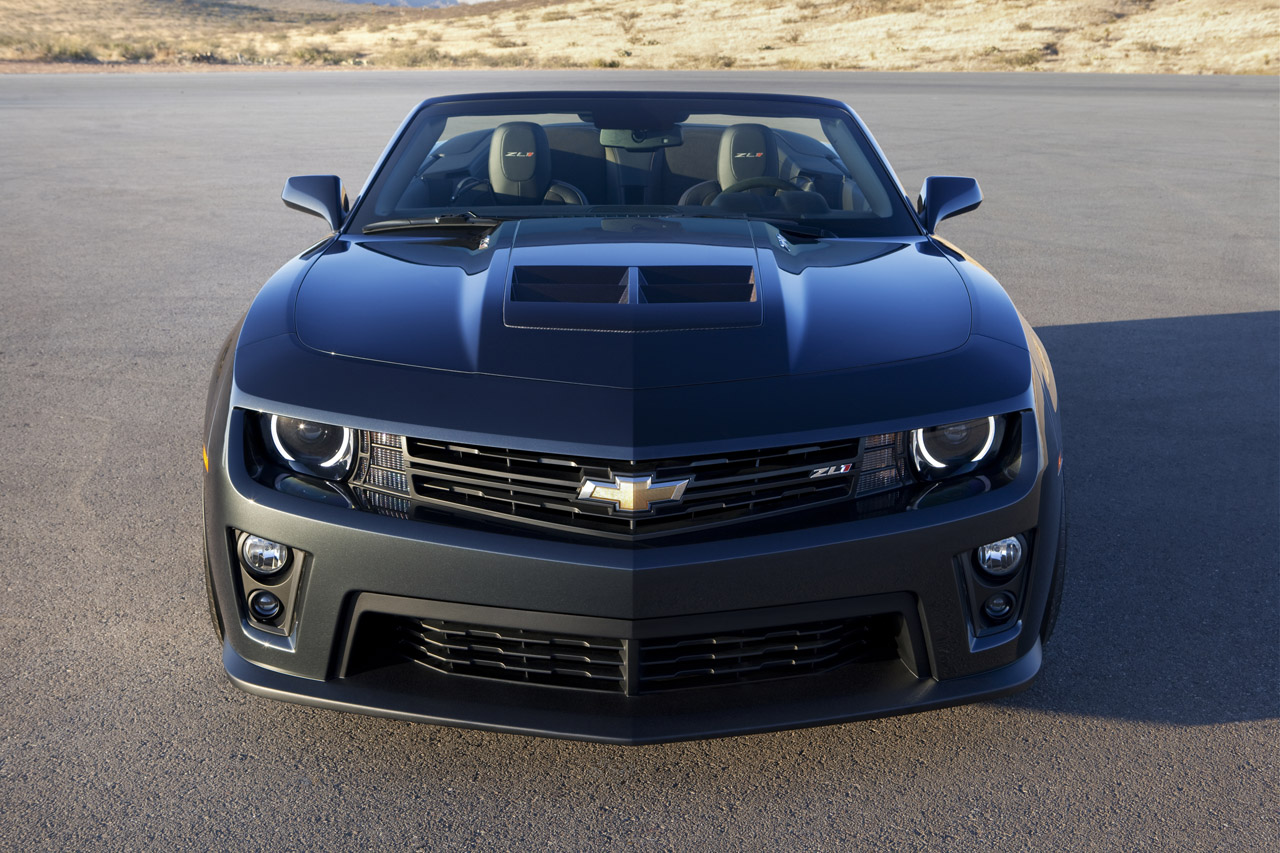 2013 Chevrolet Camaro Zl1 Convertible Photo Gallery Autoblog