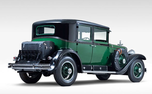 Top Al Capone's 1928 Cadillac V8 Town Sedan Photo Gallery - Autoblog UQ75