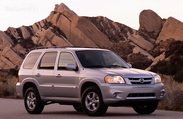Image: Mazda Tribute