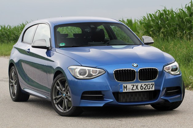 2012 BMW M135i