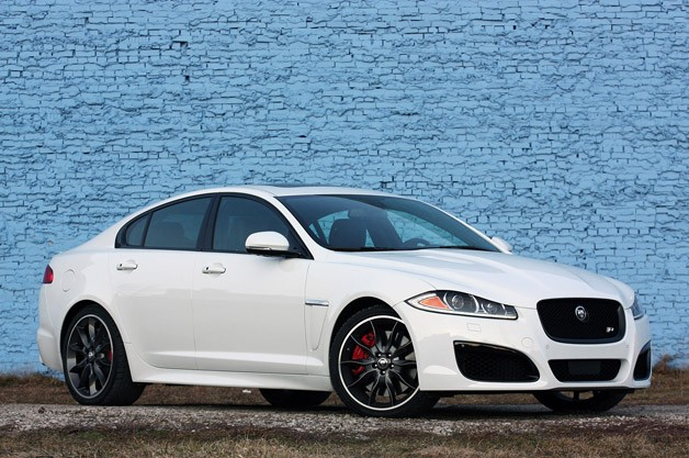 2012 Jaguar XFR