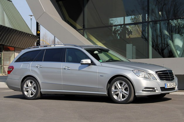 2012 Mercedes E 300 BlueTEC Hybrid