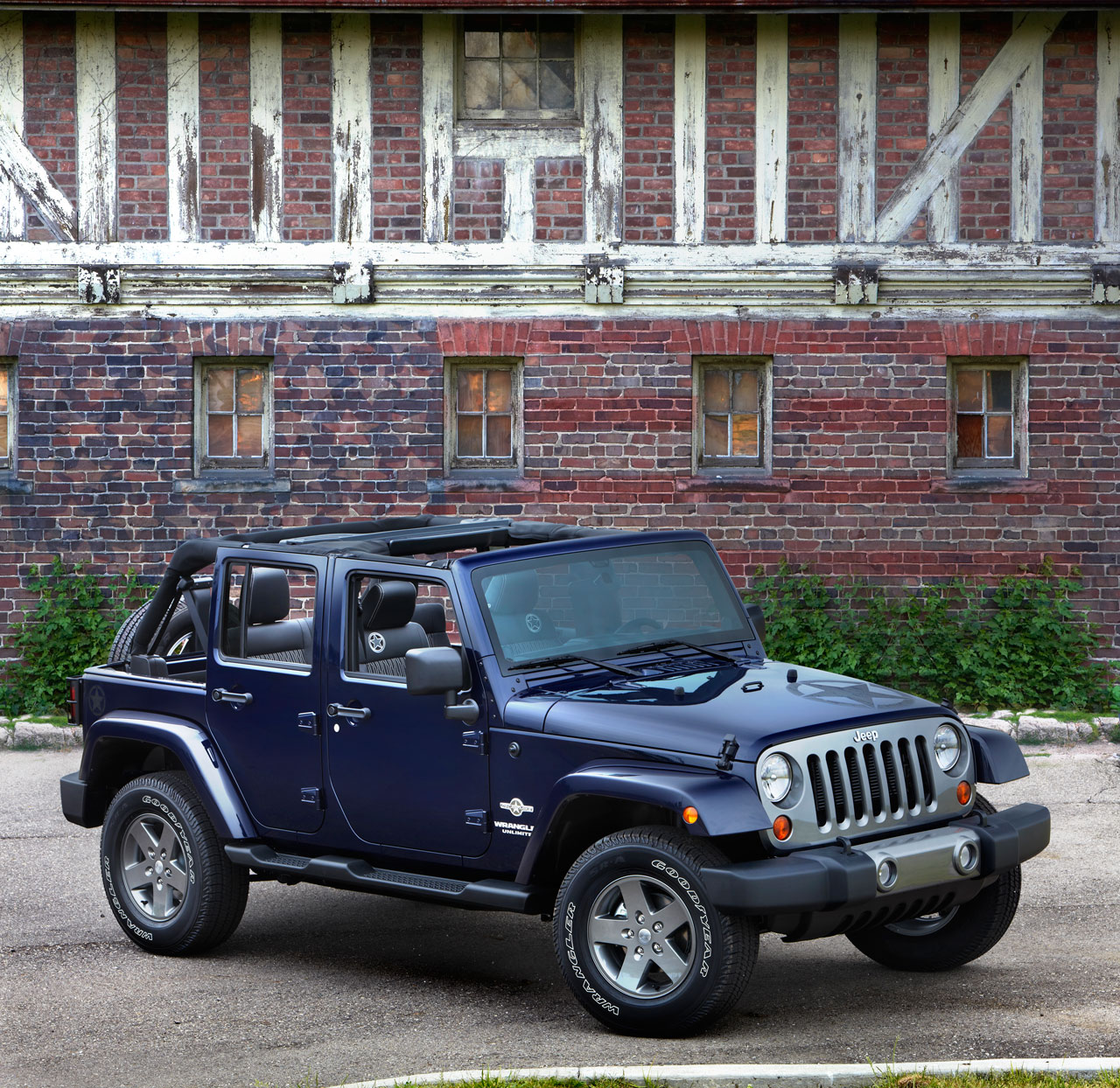 Jeep Wrangler Freedom Edition Arrives In Time For 4th Of