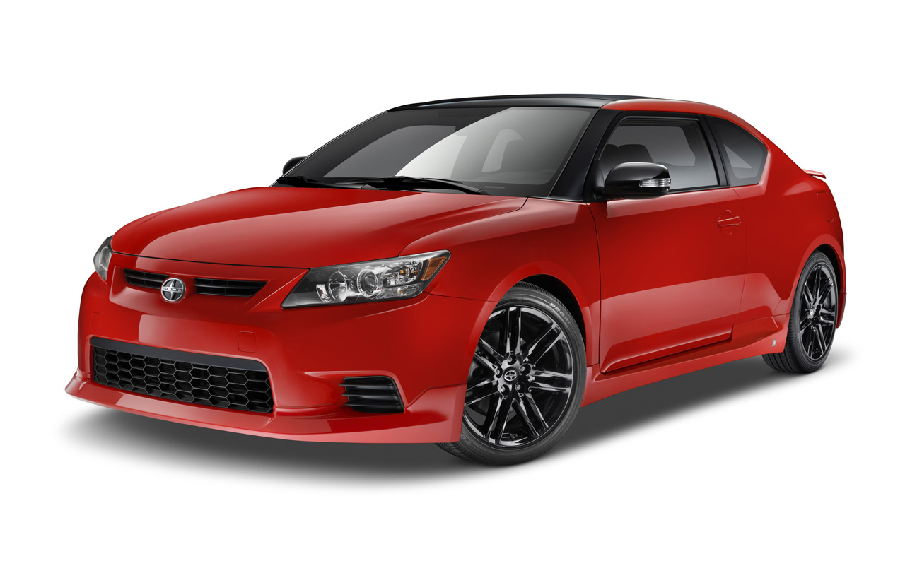 2013 scion tc rs 8 0 priced from 21 815 w video autoblog. Black Bedroom Furniture Sets. Home Design Ideas
