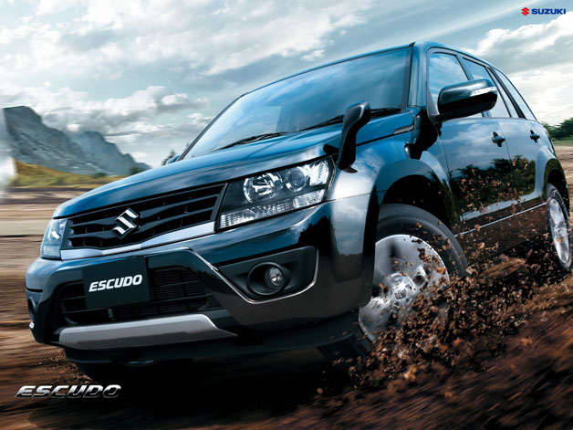 Confirmed: Suzuki Grand Vitara getting facelift for 2013 - Autoblog