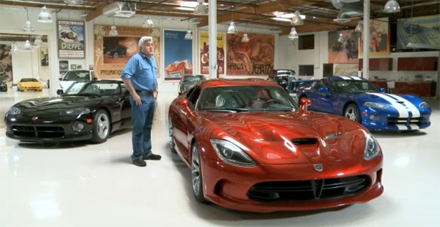 2013 SRT Viper in Jay Leno's Garage
