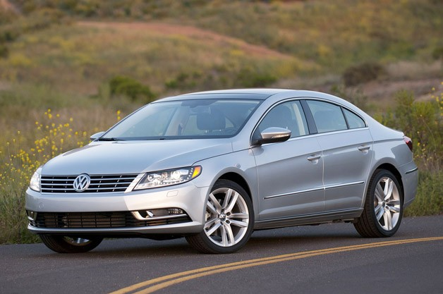 Review: 2013 Volkswagen CC [w/video] - Autoblog