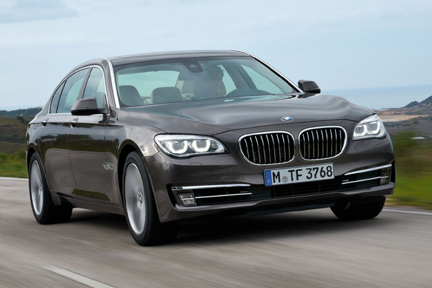 20137bmwprice BMW announces pricing for updated 2013 7 Series
