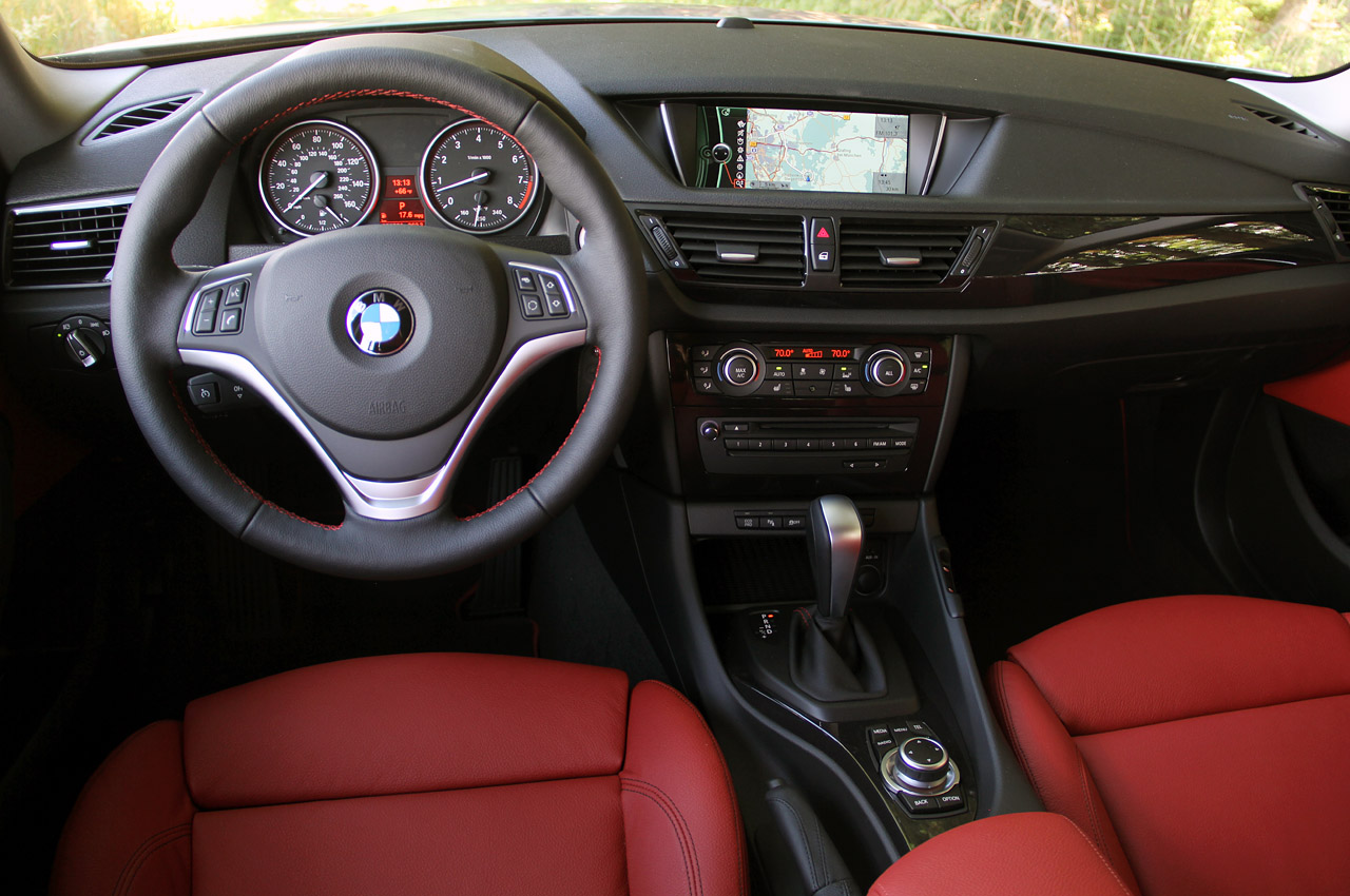 2013 BMW X1 First Drive Photo Gallery