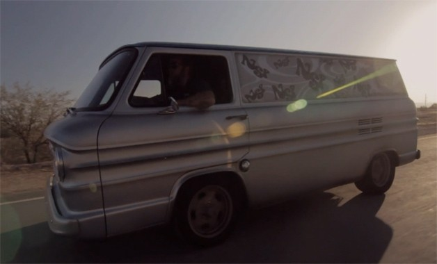 Depth of Speed covers John Jackson's 1964 Chevrolet Corvair Van