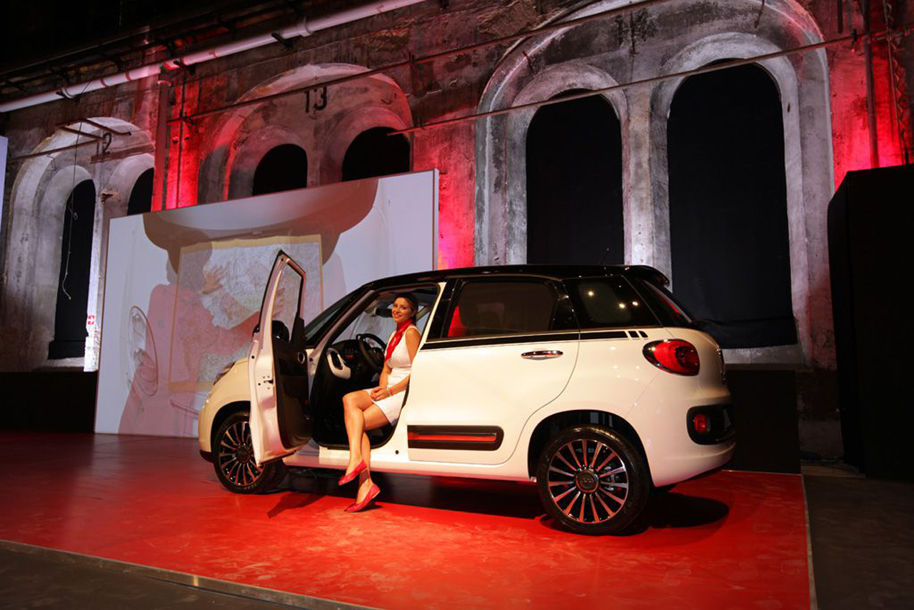 fiat 500l tuning. Black Bedroom Furniture Sets. Home Design Ideas